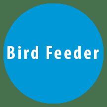comm-bird feeder