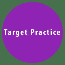 comm-target practice