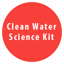 kit-clean water