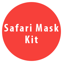 kit-safari mask